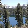 漂亮的湖面