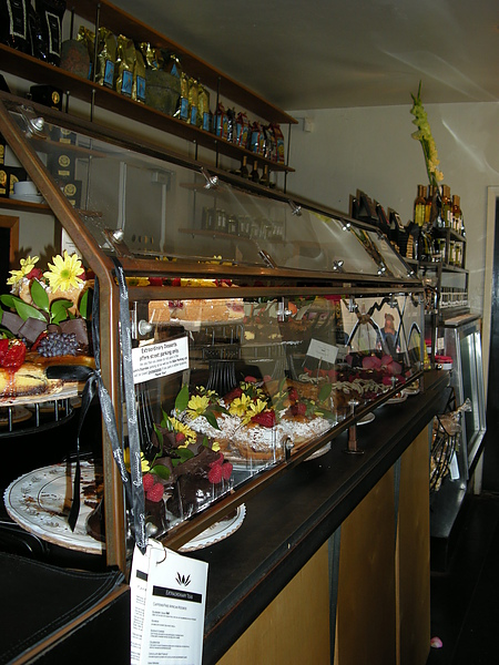 Extrodinary甜點店