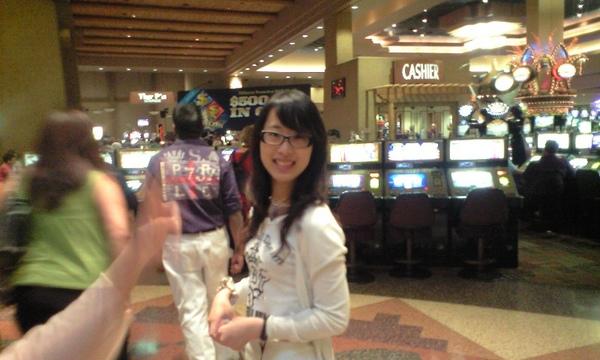 賭場內偷拍