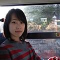 日本搭乘公車中