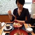 淺草好吃的海鮮丼喔