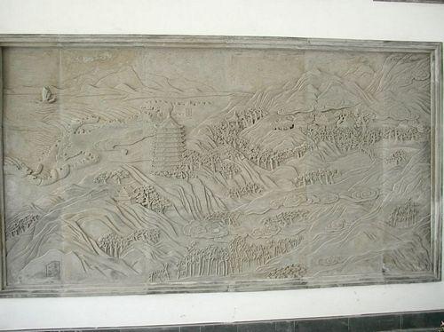 020211_1杭州植物園_08六和塔浮雕