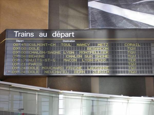 006_九點二十一那班TGV就是我們要搭的車