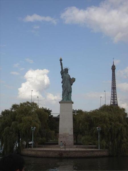 155_小一號的自由女神像