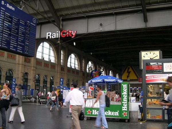 178_蘇黎世火車站