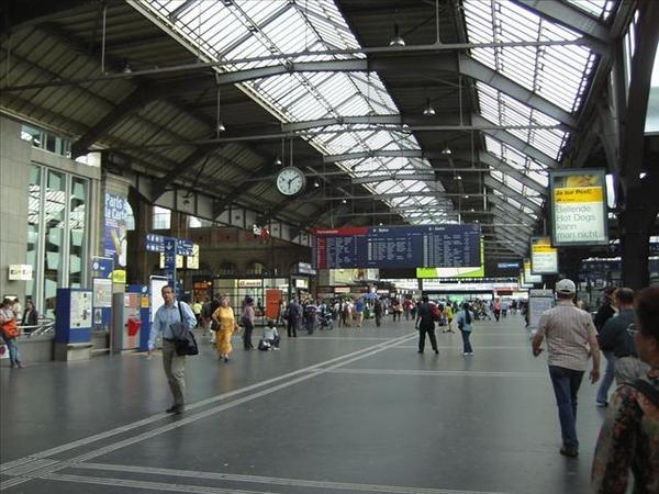 179_蘇黎世火車站