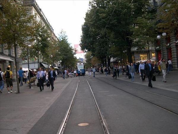 180_蘇黎世的電車
