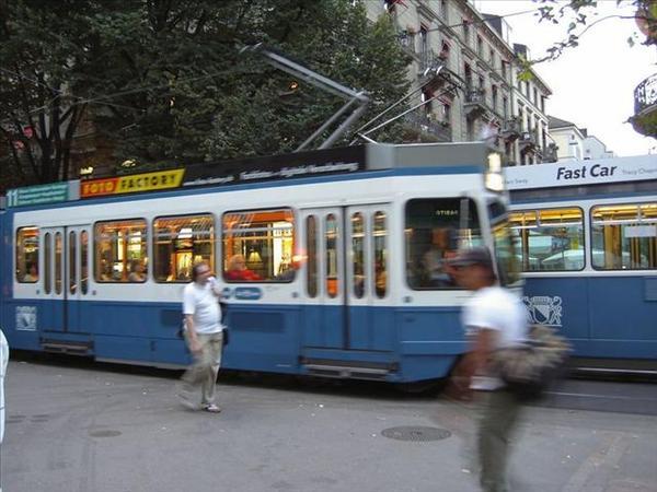 185_蘇黎世的電車
