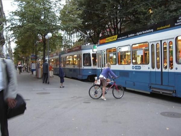 186_蘇黎世的電車