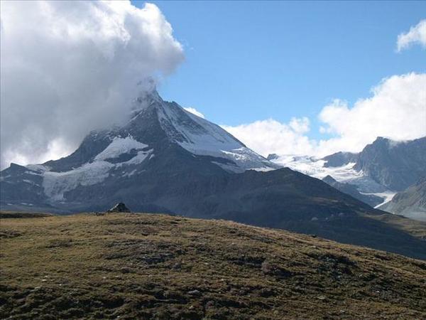 146_換了方向,馬特洪峰還是躲在雲後面