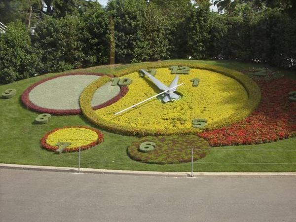055_雷夢湖畔英國花園的花鐘