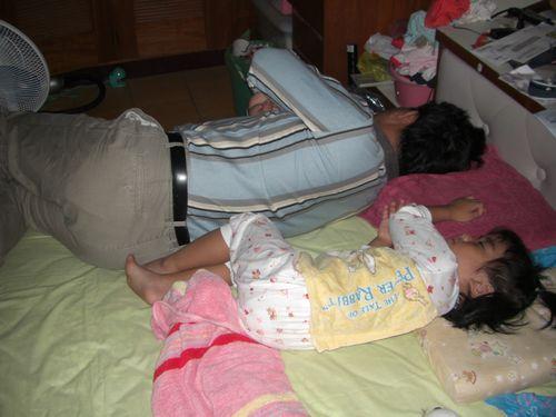 20081116-24午覺睡醒又是一條好漢.JPG
