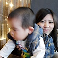 今天~是徐小新第一次和漂亮阿姨吃飯