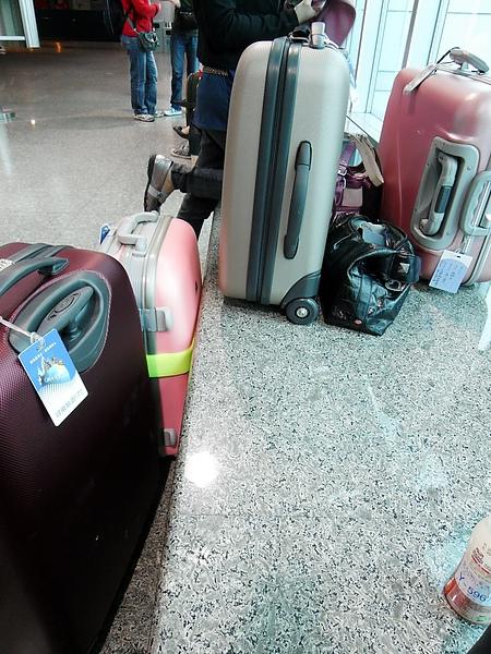 我們的行李