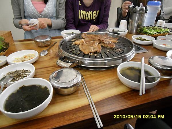中餐-烤肉吃到飽