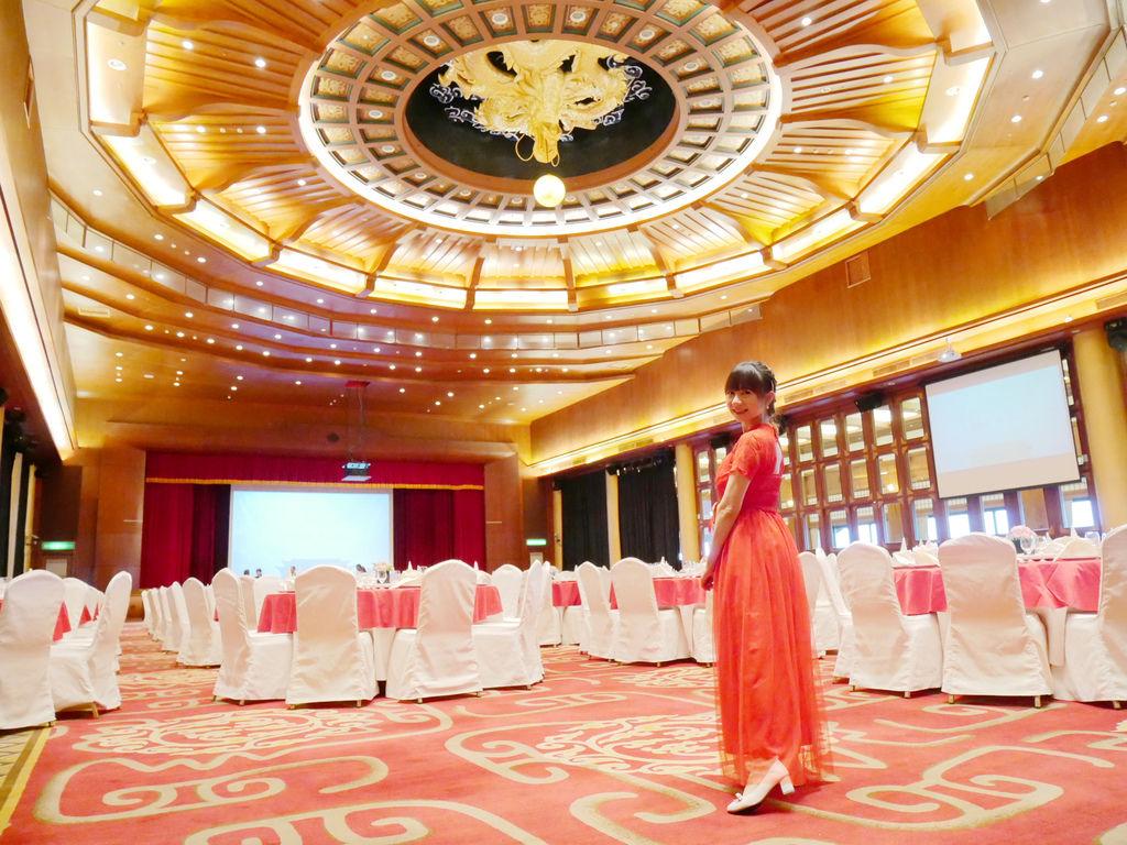 2019婚宴場地推薦 圓山大飯店大囍宮廷宴 來一場復古與現代結合的皇室