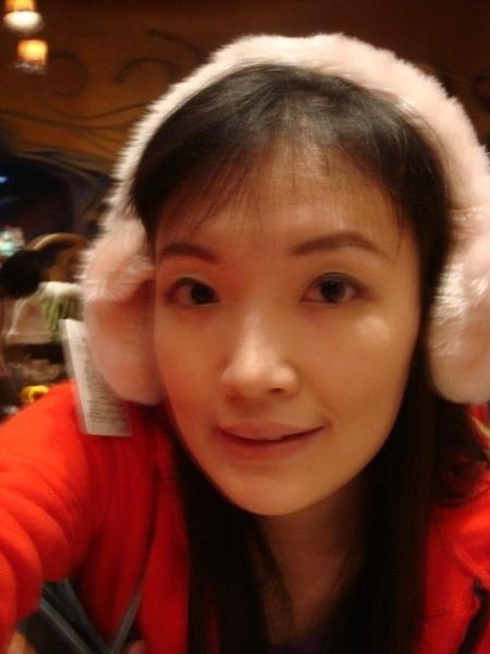 台灣用不到的可愛耳罩