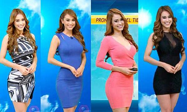 墨西哥火辣女主播 天天展示「超緊身洋裝」!|天下運動網|天下現金網