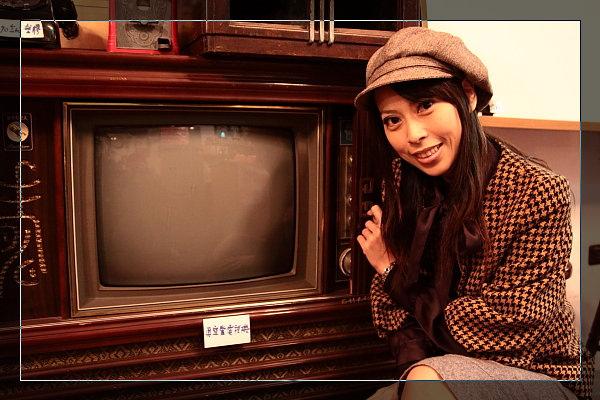 有窗戶的電視機,好懷念喔!