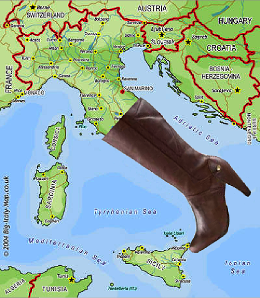 Italy_boot
