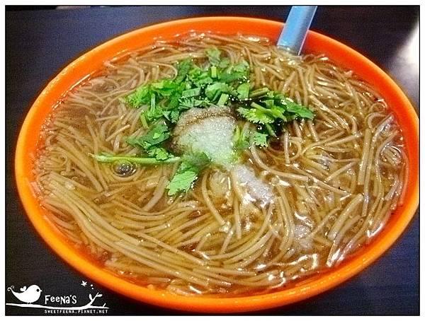 南勢角黃家麵線 (4)