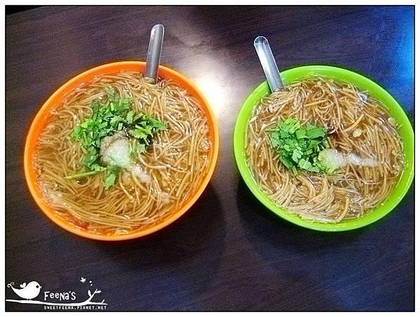 南勢角黃家麵線 (5)
