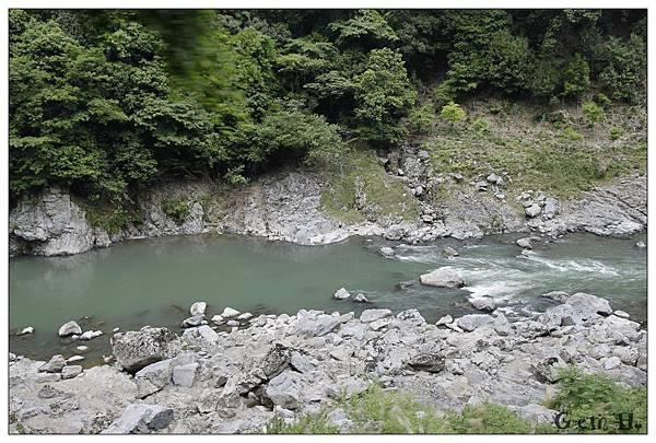 嵐山左峨野小火車5