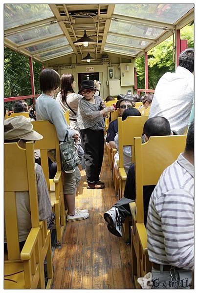 嵐山左峨野小火車7