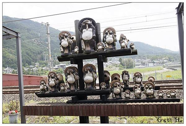 嵐山左峨野小火車8