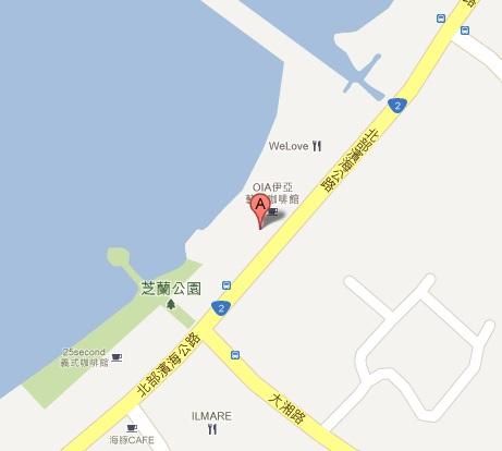 伊亞藝術咖啡館  Map