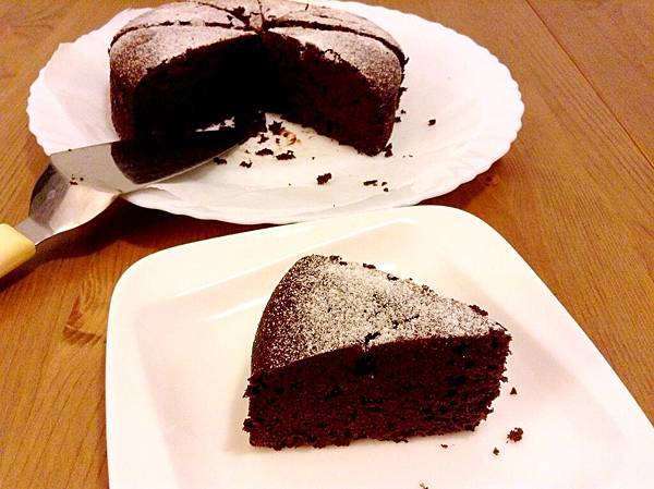 經典巧克力蛋糕
