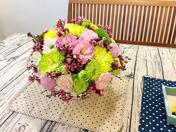 DIY盆花