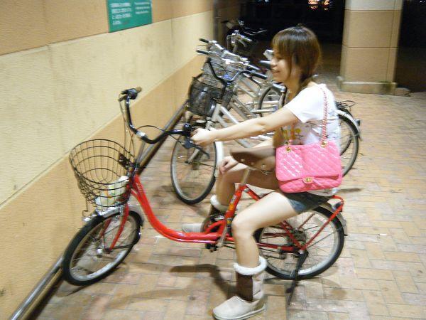 難得一見的沖繩小車