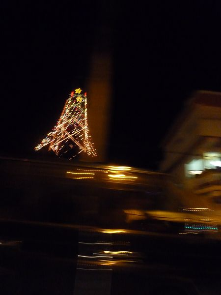 非常大滴聖誕電塔!