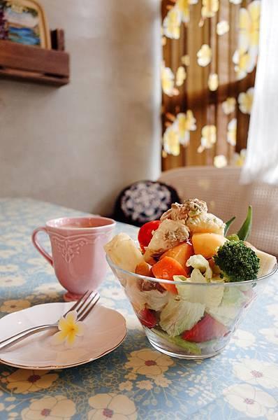 活力綜合蔬果沙拉