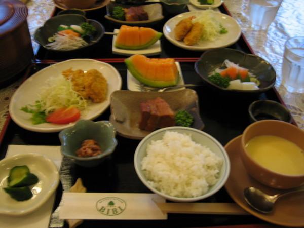 美瑛Resort BIBI 的晚餐