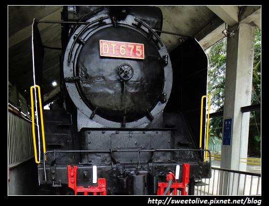 參觀蒸汽火車-3