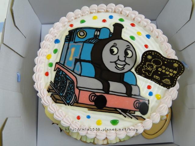 MIA 卡通造型蛋糕
