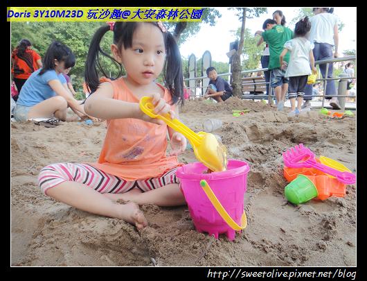 20120819 大安森林公園玩沙-1