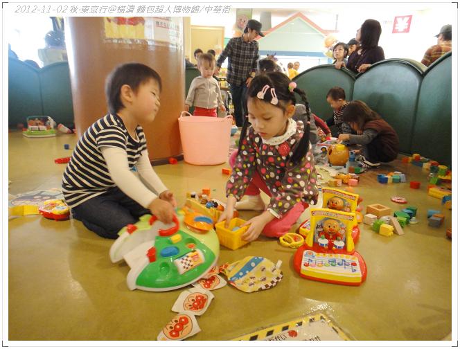 20121102 橫濱麵包超人博物館 (37)