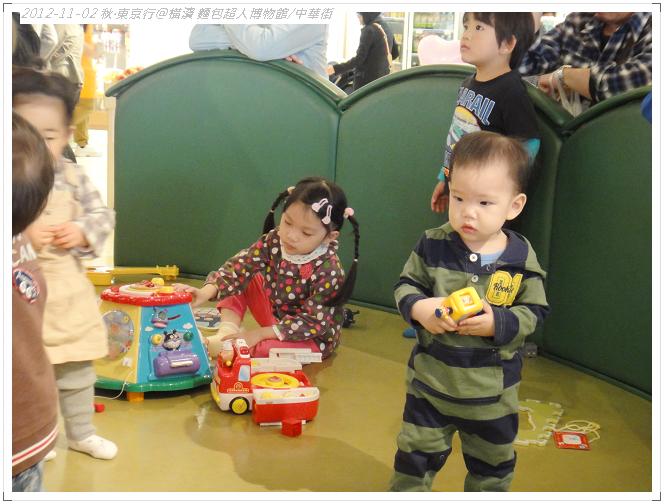 20121102 橫濱麵包超人博物館 (57)