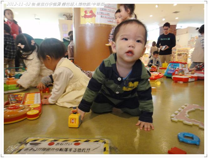 20121102 橫濱麵包超人博物館 (58)