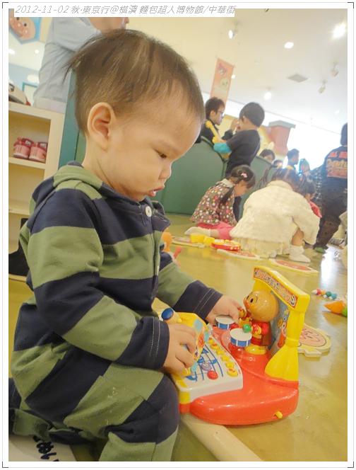 20121102 橫濱麵包超人博物館 (59)