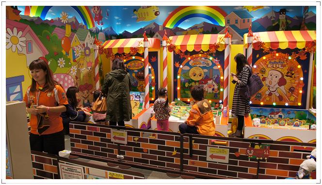20121102 橫濱麵包超人博物館 (100)