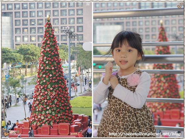 20121215 信義區看聖誕樹-5