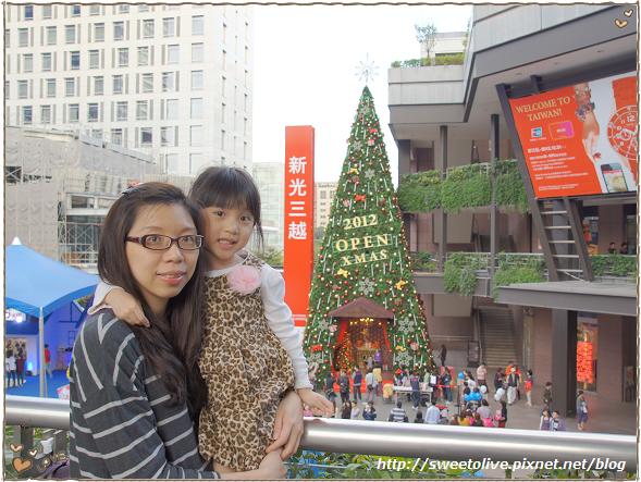 20121215 信義區看聖誕樹-7