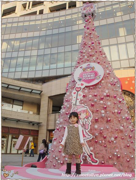 20121215 信義區看聖誕樹-8