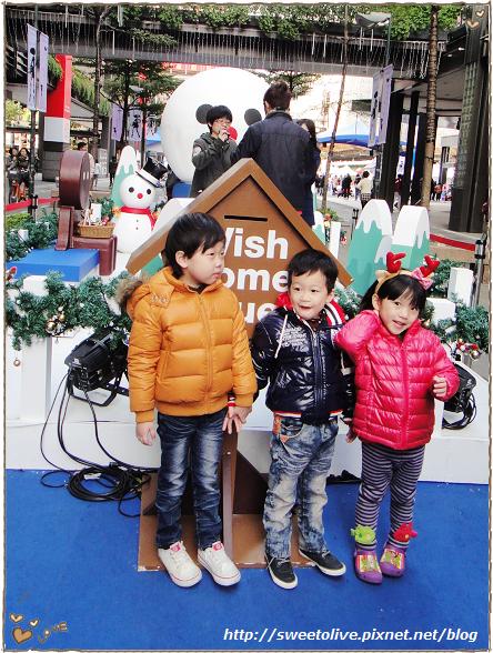 20121224 信義區看聖誕樹-2