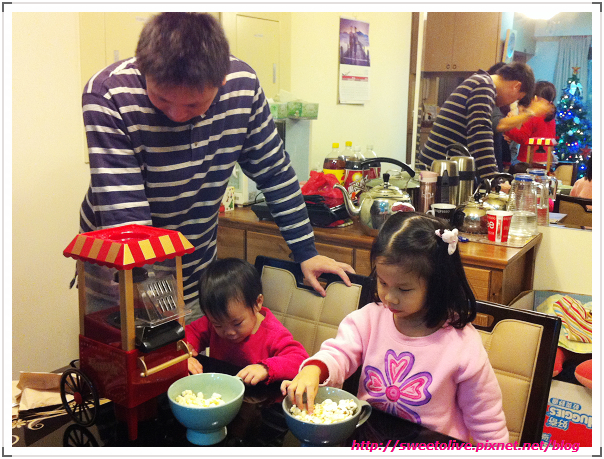 christmas eve @echo's house-9