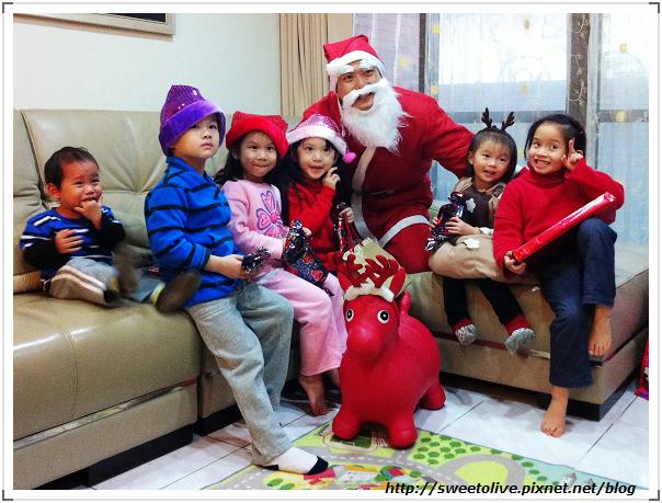 christmas eve @echo's house-8